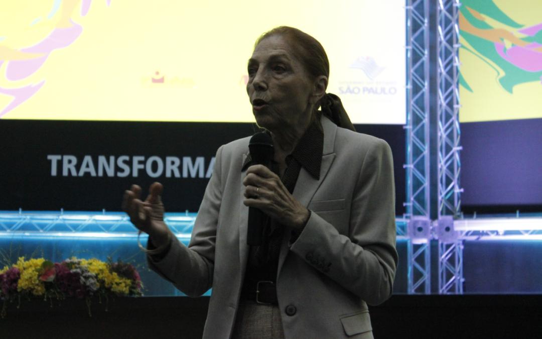 Leia um resumo da palestra de Marina Colasanti