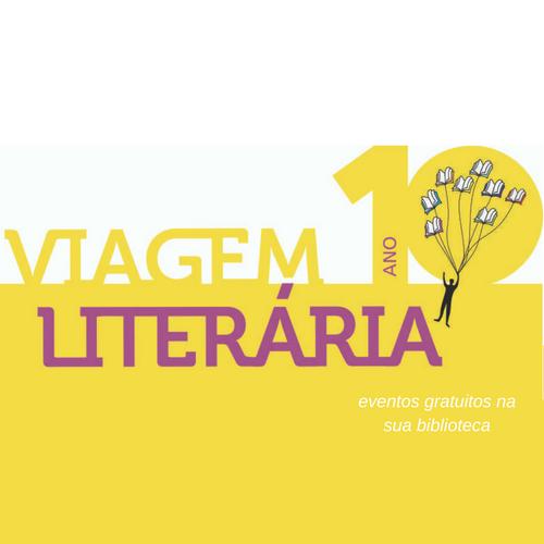 Viagem Literária inicia programação nas bibliotecas do interior, litoral e Grande São Paulo levando autores consagrados