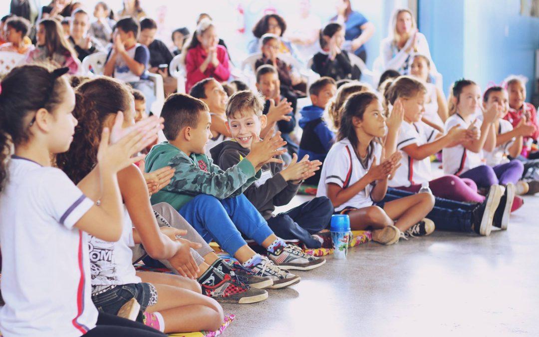 Cidade de Salto de Pirapora revitaliza a biblioteca municipal