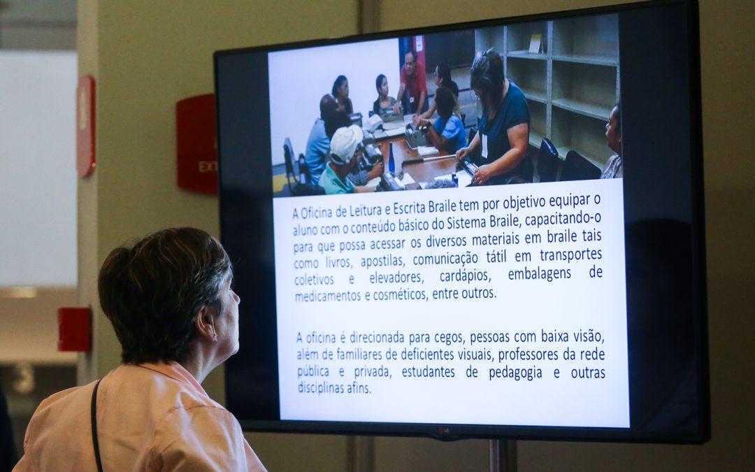 Confira os painéis e pôsteres apresentados no 10º Seminário Biblioteca Viva