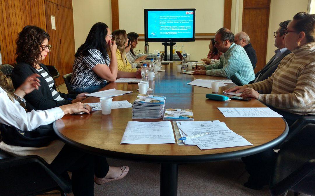 CAISAN/SP reúne representantes de secretarias estaduais para discutirem segurança alimentar na capital