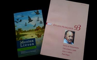 Mediadora do Praler publica em revista da USP  suas experiências de literatura com pessoas encarceradas