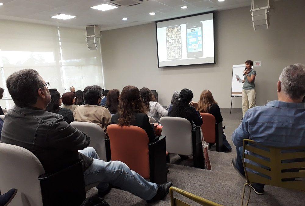 Especialista francesa discute relação entre adolescentes e bibliotecas em evento em São Paulo