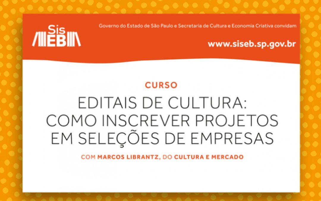 Aprenda já como inscrever projetos em editais de cultura