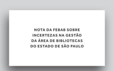 Nota FEBAB
