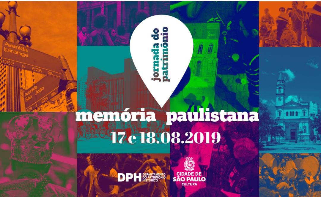 Estão abertas as inscrições para os editais da Jornada do Patrimônio de São Paulo