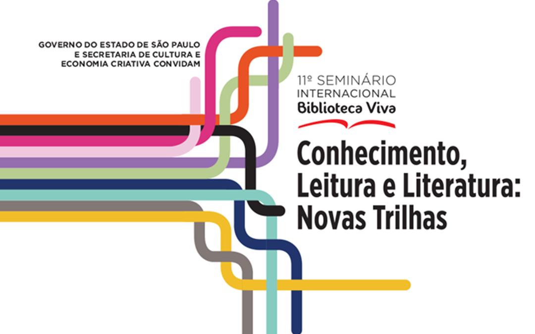 Participe do Seminário Internacional Biblioteca Viva: inscrições abertas