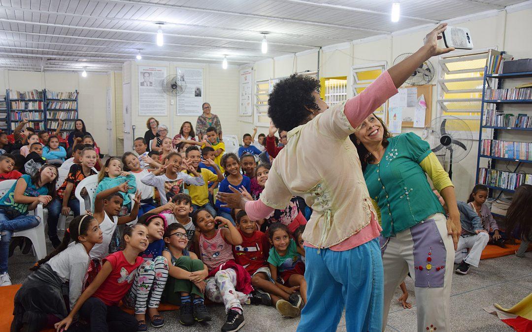 Viagem Literária encerra, com sucesso, jornada de contação de histórias para mais de 20 mil pessoas