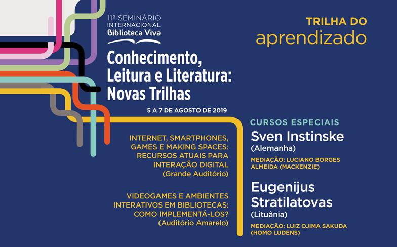 Especialistas da Lituânia e Alemanha trazem experiências positivas do uso da tecnologia em bibliotecas