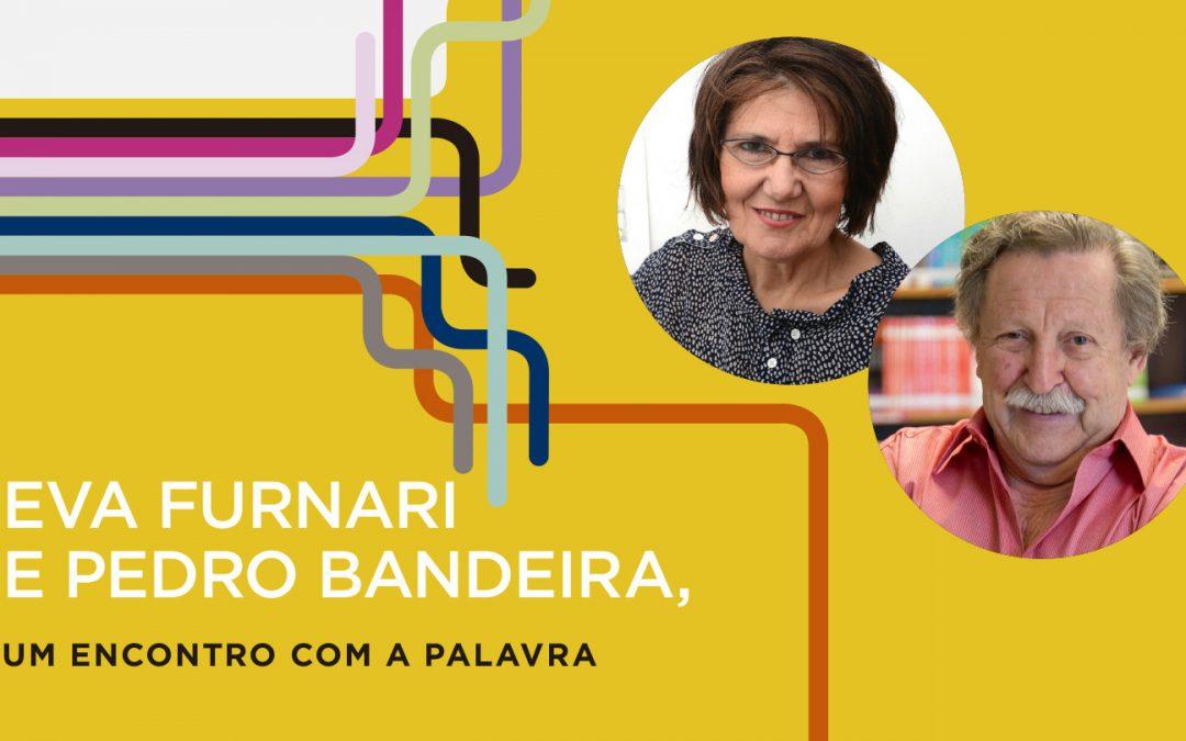 Eva Furnari e Pedro Bandeira, um encontro com a palavra