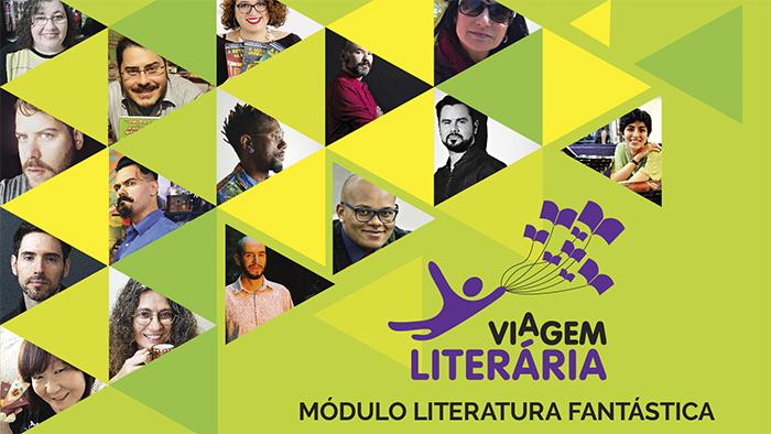 O programa Viagem Literária está de volta, agora com o módulo de Literatura Fantástica