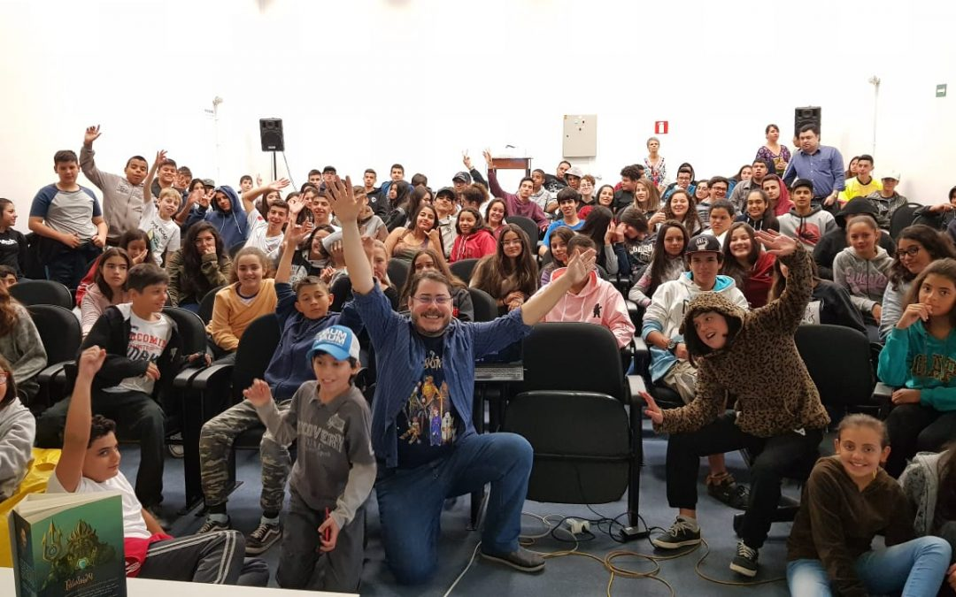 Bate-papo dos escritores com o público revela potência dos encontros na terceira semana do VL