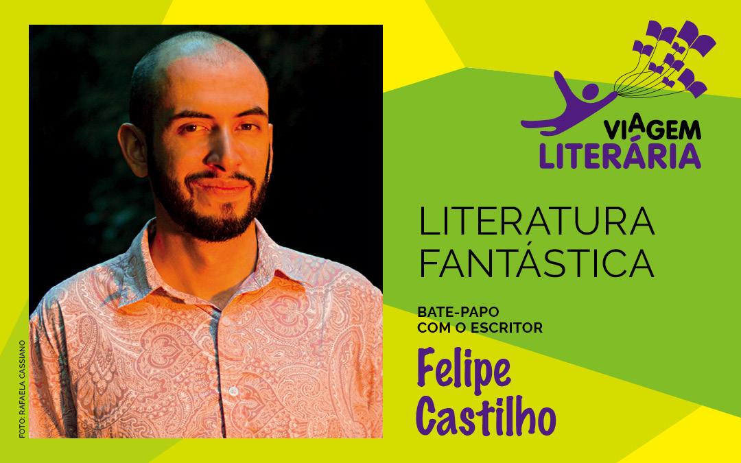Gosta de Literatura Fantástica? Então, participe do bate-papo com escritores durante o VL