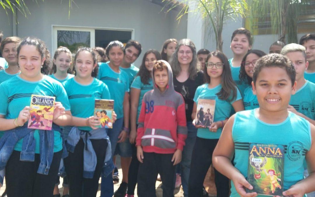 Viagem Literária encerra bem-sucedida jornada de encontros de escritores com o público em bibliotecas do interior de SP