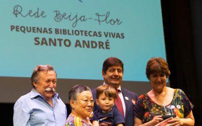 Rede Beija-Flor, parceira do SisEB, recebe Prêmio IPL – Retratos da Leitura