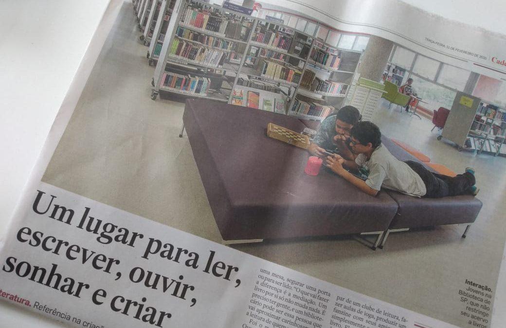 A presença de Gonzalo Oyarzún no Workshop Internacional é tema de matéria em jornal diário