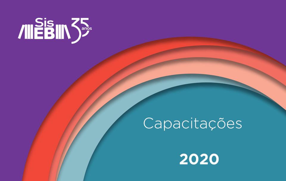 Anunciadas as cidades que sediarão capacitações do SisEB em 2020