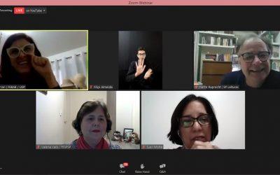 Webinar promove reflexões sobre estratégias das bibliotecas pós-pandemia