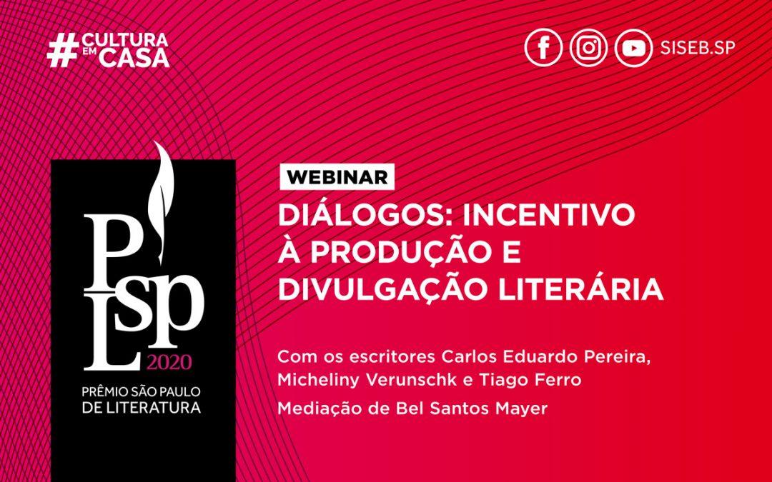 Participe de evento sobre ações de estímulo aos novos talentos da literatura