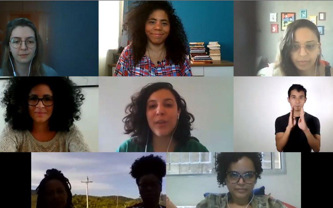 Escritoras marcam presença em Clube de Leitura Mulheres Negras na Biblioteca