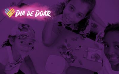 Dia de Doar: faça parte da campanha, contribuindo com a SP Leituras