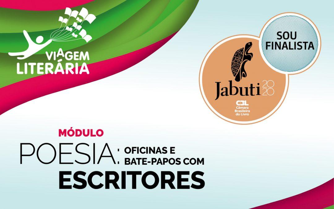 Finalista do Jabuti, nova edição do Viagem Literária tematiza a poesia e a contação de histórias