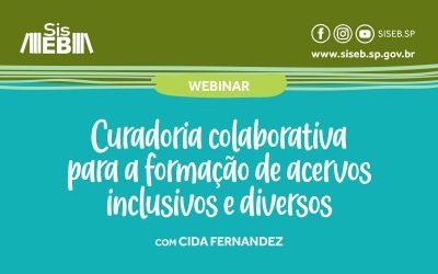 Inscrições abertas para o webinar sobre acervos inclusivos e diversos